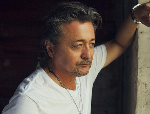 Country Music's Mark Collie Helps Prisoners Find Freedom in Song