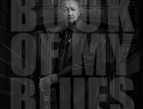 Mark Collie's 'Book of My Blues' Available Today