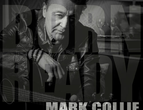 Mark Collie Releases New Single, BORN READY